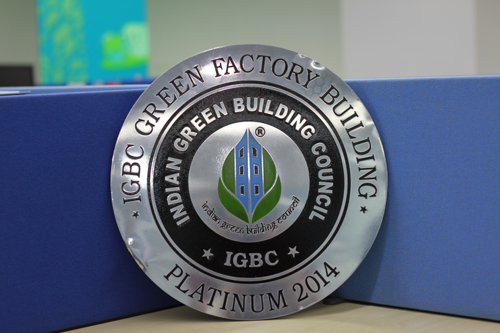 Tetra Pak Indian facility gets Platinum certification