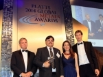 SAIL Chairman awarded 'CEO of the Year' at Platts
