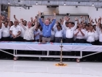 TAL produces its 1st composite floor beam for Boeing 787-9 Dreamliner