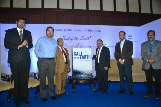 'Salt of the Earth- The Story of Tata Chemicals' releases in Kolkata