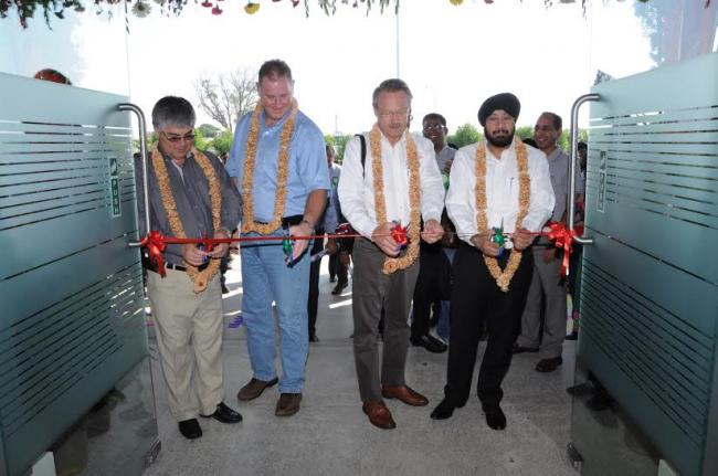 DuPont opens Multi-Crop Research Centre in Hyderabad