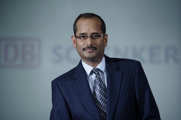 DB Schenker appoints Suresh Kumar as Director Region West India