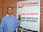 Micromax launches three new 4G enabled handsets