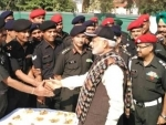 PM Modi visits 1965 war memorials in Punjab; spends Diwali with officers and jawans of the Indian Armed Forces