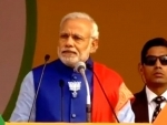 Agriculture sector is key to poverty eradication: Modi