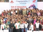 Honda launches road safety awareness drive
