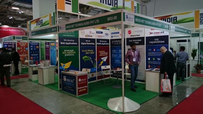 Indusnet Technologies (INT) participates in CommunicAsia 2015 in Singapore