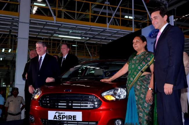 Ford launches new manufacturing and engine plant in Gujarat