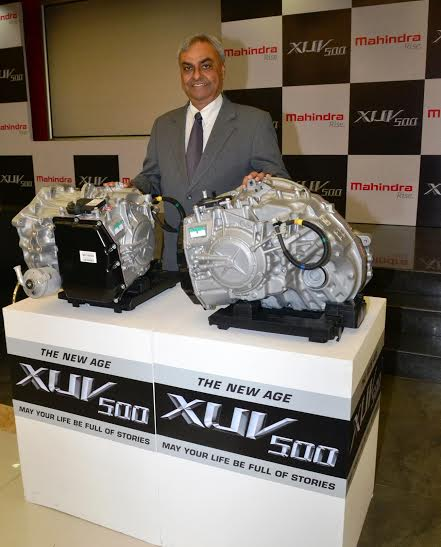 Mahindra introduces New Age XUV500