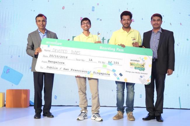 Accenture announces winners of 'Innovation Jockeys' season Five
