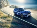 Jaguar F-Pace launched