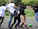 Godrej Group employees focus on improving teaching in schools on Global Volunteering Day