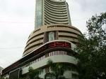 Sensex opens 153 points low