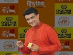 Cycle Rhythm introduces Sourav Ganguly as its brand ambassador for WB