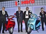 Hero MotoCorp Ltd registers highest-ever sales of 18,23,498 units in a quarter
