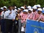 Tata Power commences Mahseer day celebrations by organizing a visit for Club Enerji school children to its hatchery at Lonavala, Maharashtra