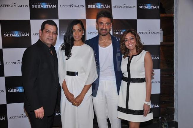 Affinity Salons launches its very first salon in Mumbai in exclusive partnership with Wella Professionals