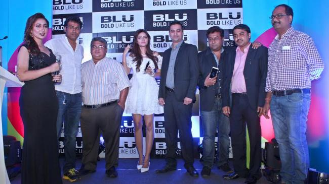 BLU Mobile launches five smart and two feature phones in West Bengal