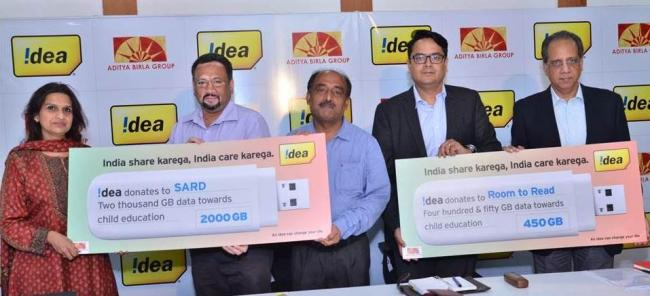 Idea lends support to child education