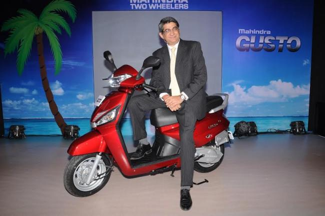 Mahindra Two Wheelers sells 9952 units during February 2016