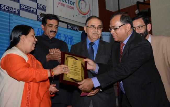 Tata Power honoured with 'Central Board of Irrigation & Power Award for Overall Outstanding Performance in Power Sector'