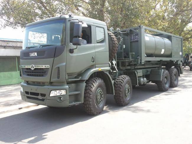 Tata Motors signs MOU with Indonesia's PT Pindad