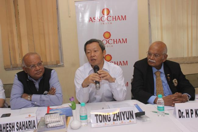 ASSOCHAM organises interactive session with Chinese business delegation