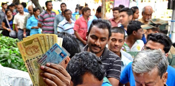 RBI imposes restrictions on deposit of old notes until Dec 30