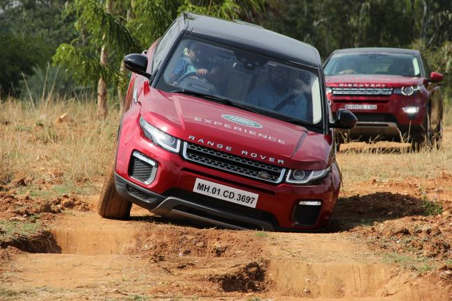 Land Rover announces off-road drive experience for customers in Kolkata