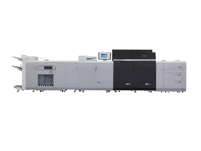Canon imagePRESS C10000VP installed in Allahabad