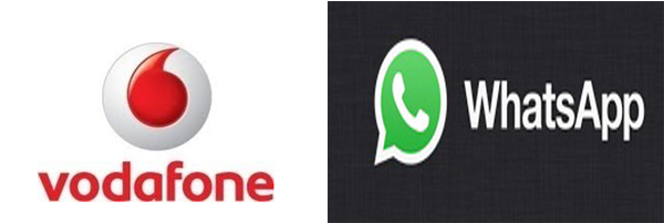 Vodafone,Whatsapp to empower customers to chant in language of their