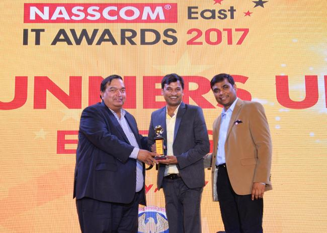 APPSeCONNECT wins NASSCOM East IT Awards 2017 in