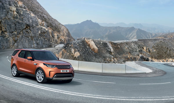 Land Rover opens bookings for all-new Discovery in India