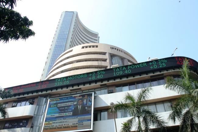 Indian benchmark indices end higher on Tuesday