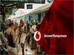 Vodafone's launches ad campaign on the 'Data strong network'