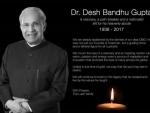 Desh Bandhu Gupta, founder of multinational pharma company Lupin, passes away