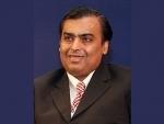 Mukesh Ambani now second richest Asian