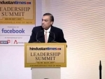 RIL CMD Mukesh Ambani urges foreign investors to invest in India and be part of the country's rise