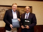 Tata Motors and Castrol sign global strategic partnership for commercial vehicle oils supply