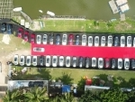 Mercedes-Benz India kicks off the festivities with a record 51 cars deliveryin Kolkata