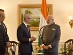 Apple CEO meets PM Narendra Modi