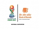 Bank of Baroda powers online ticket booking for FIFA U-17 World Cup India 2017 on its payment gateway