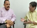 GST rollout heralds dawn of cooperative federalism: Dr Jitendra Singh