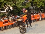All-new KTM Dukes launched in Nizamabad