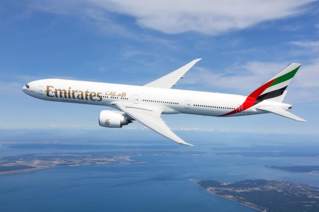 Emirates honoured as the 'Best International Airline' at 'Trave+ Leisure India's Best Awards 2017'