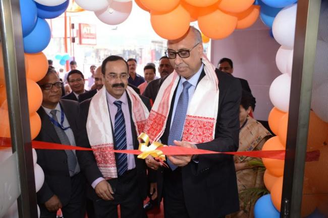 ICICI Bank opens new branch at Jatia in Guwahati