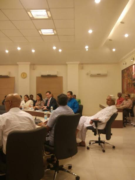 Odisha's DOA&FE signs MoU with Bill & Melinda Gates Foundation