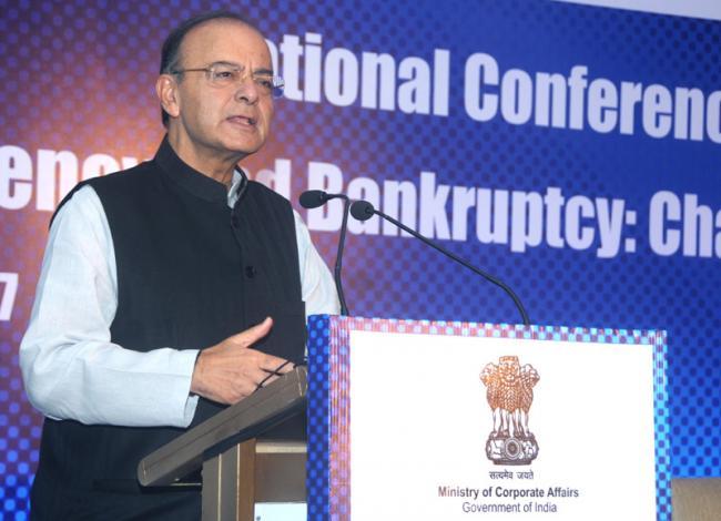 India's economy slowed down in 2016-17: Arun Jaitley tells Parliament