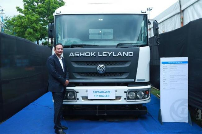 Ashok Leyland sharpens focus on Eastern India market through its