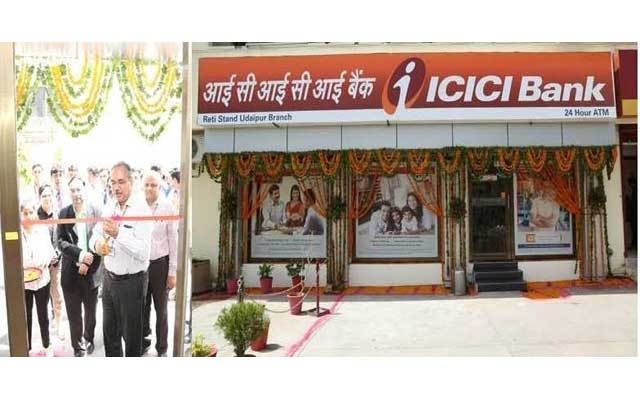 ICICI Bank expands its network in Udaipur, inaugurates 3 new branches